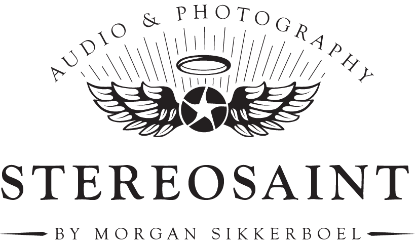 STEREOSAINT | audio & photography // Morgan Sikkerboel - portrait, editorial & wedding photographer